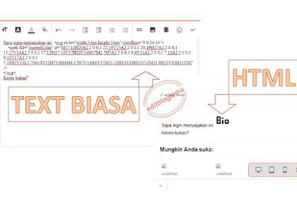 BENARKAH GOOGLE TIDAK MENYUKAI TULISAN YANG LEBIH BANYAK PENULISAN HTML DIBANDING TEXT?