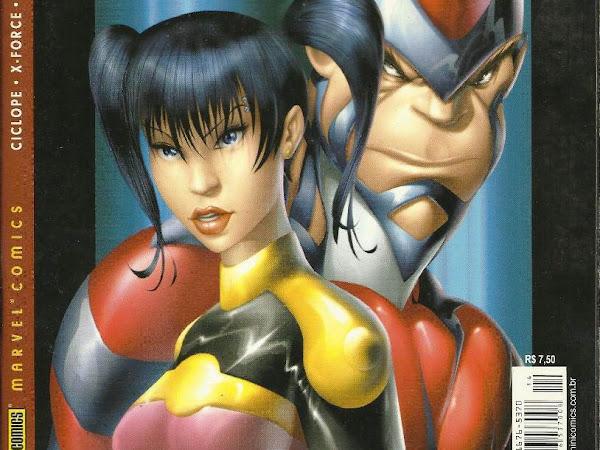 Resenha X-Men Extra nº14