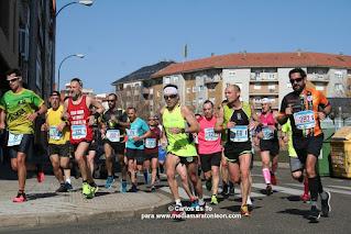 Media Maraton de Leon 2021