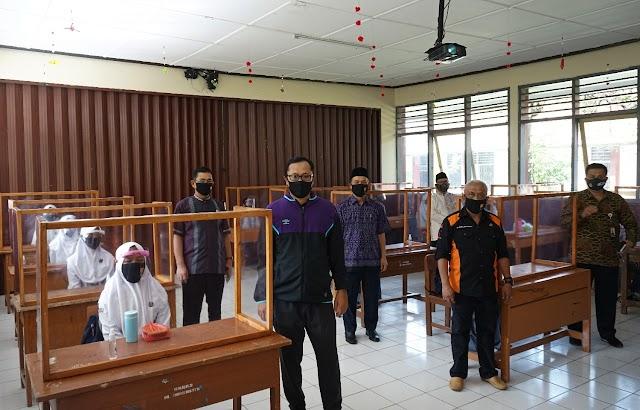 Wali Kota Sukabumi : Belajar Tatap Muka Belum Dimulai 13 Juli
