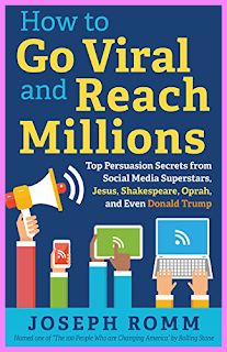 5 Books Highly Recommended by Successful People-How To Go Viral and Reach Millions-Top Persuasion Secrets from Social Media Superstars-Jesus-Shakespeare-Oprah-and Even Donald Trump