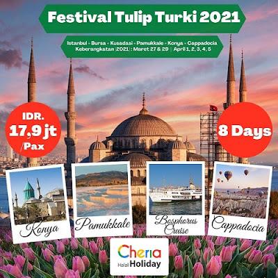 Festival Tulip Turki