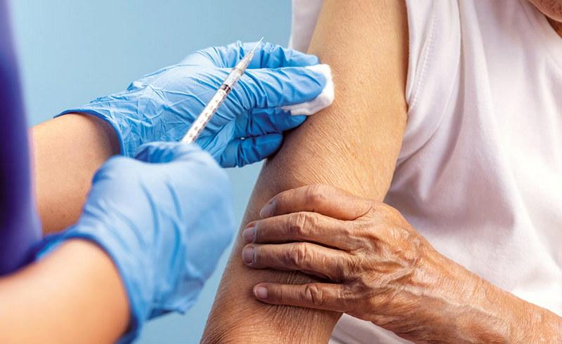 Ενημέρωση πολιτών για τον κατ' οίκον εμβολιασμό