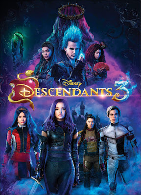 Descendants 3 (2019) Dual Audio Hindi 720p WEB-DL 1GB
