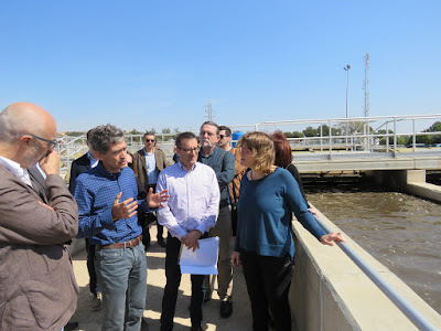 La Generalitat licita por 10,4 millones de euros la construcción de la planta de compostaje de iodos de Pilar de la Horadada