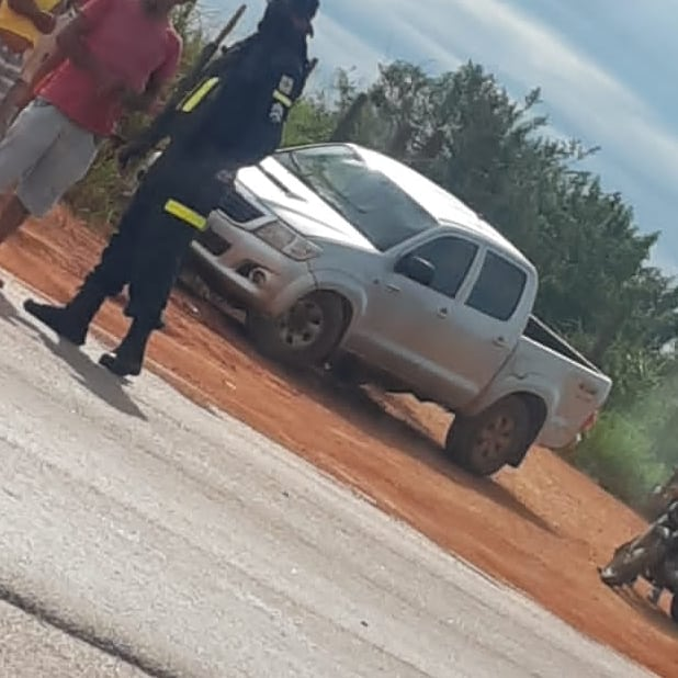 Piloto morre em colisão de moto com caminhonete entre Parauapebas e Curionópolis