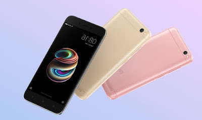 Xiaomi Redmi 5A (riva) Firmware ROM TWRP / Global Stable