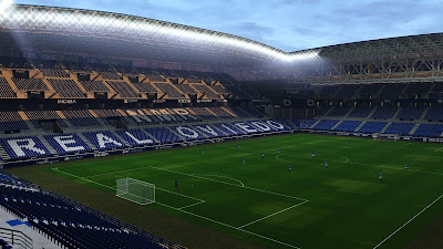 PES 2021 Stadium Nuevo Carlos Tartiere