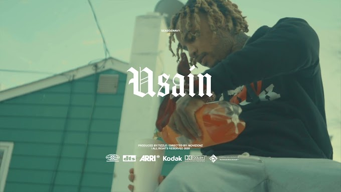 New Music Premiere - Seaside Wavy - Usain (Official Music Video)
