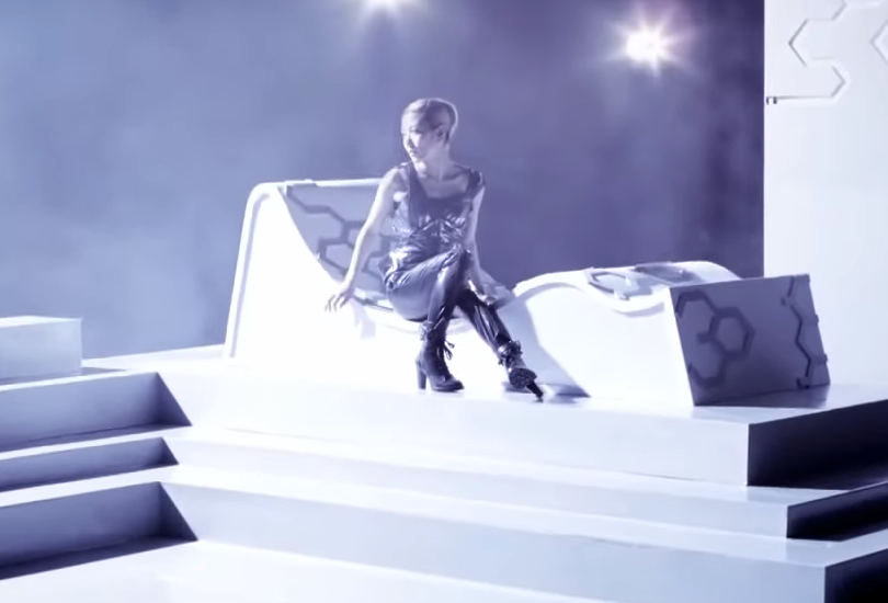 Music video: BoA - Copy & paste | Random J Pop
