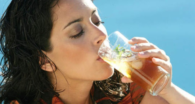 dampak negatif es teh setelah makan