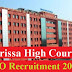 Orissa High Court ASO Job 2021