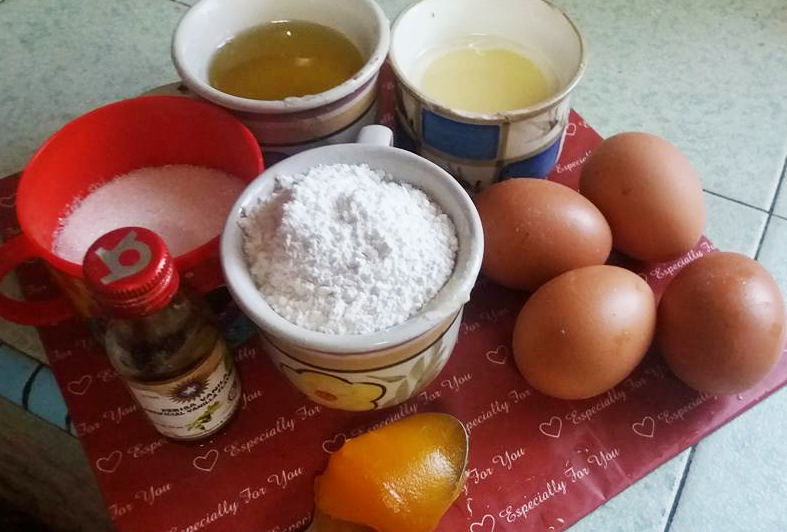 Resepi Kek Minyak Nestum
