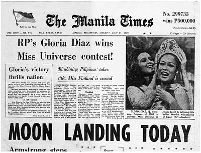 Everything Pinoy: This Day in History: Gloria Diaz conquered