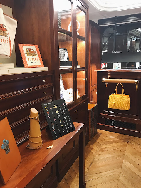 Goyard Rue Saint Honore Paris