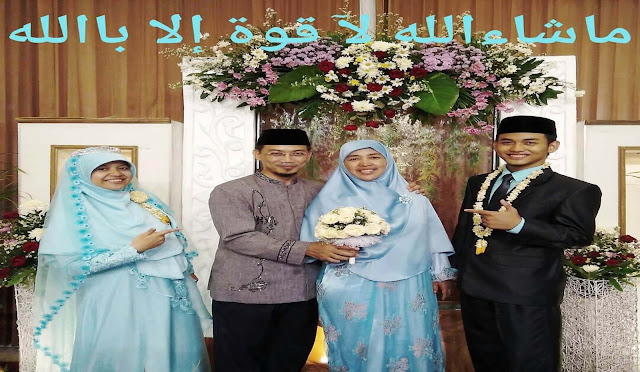 MashaaAllah, Hafidz Al Qur'an ini Menikah di usia 18 tahun setelah Sempat 2 kali melalui Proses Persidangan