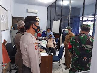 TIM Gabungan Operasi Yustisi Sidak Perkantoran Di Wilayah Kecamatan Anggeraja, Ada Apa?
