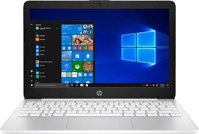 "HP Stream 11.6"" Intel Celeron - Model:11-ak0012dx  | Laptop under $250"