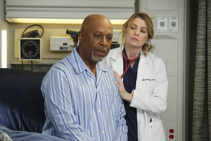 Grey's Anatomy S10E10. Somebody that I Used to Know | TV ...