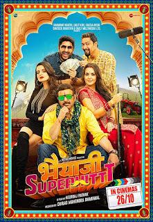 Bhaiaji Superhit (2018) Hindi Movie HDRip | 720p | 480p