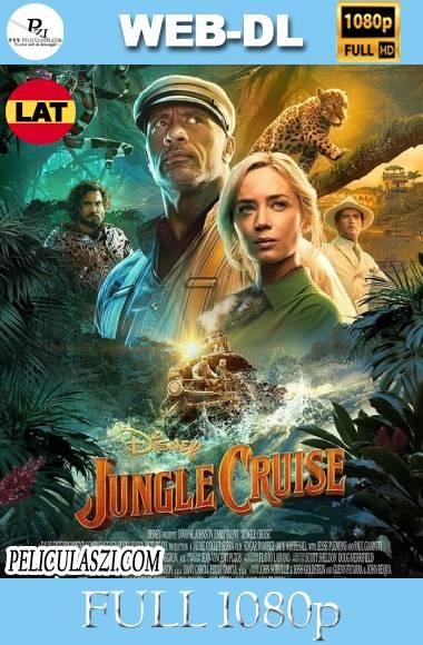 Jungle Cruise (2021) Ultra HD WEB-DL 4K HDR Dual-Latino VIP