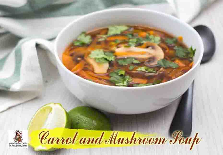 viaindiankitchen-carrot-and-mushroom-soup