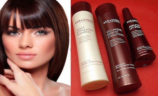 Keranique Hair Products - Are They Safe For Color Treated Hair ...