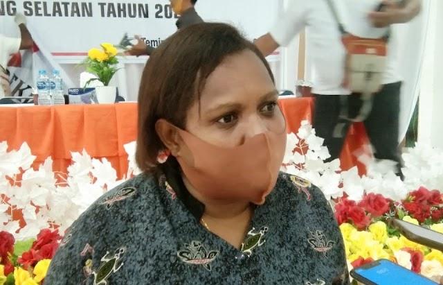 KPU Sorong Selatan Apresiasi Balon Bupati dan Wakil Perhatikan Protokol Kesehatan