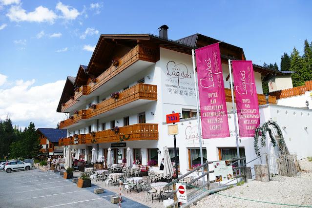 hotel corvara estate