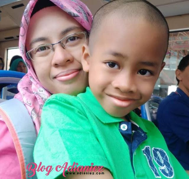 Kembara ke Menara Kuala Lumpur menaiki pengangkutan awam