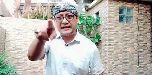 Pembakaran Bendera PDIP Dibawa ke Jalur Hukum, Edy Mulyadi: Silakan, Loe Jual Gue Borong!