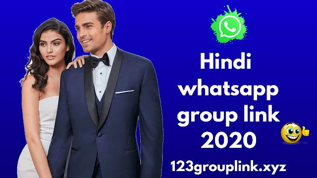 Join 600+ Hindi Whatsapp group link