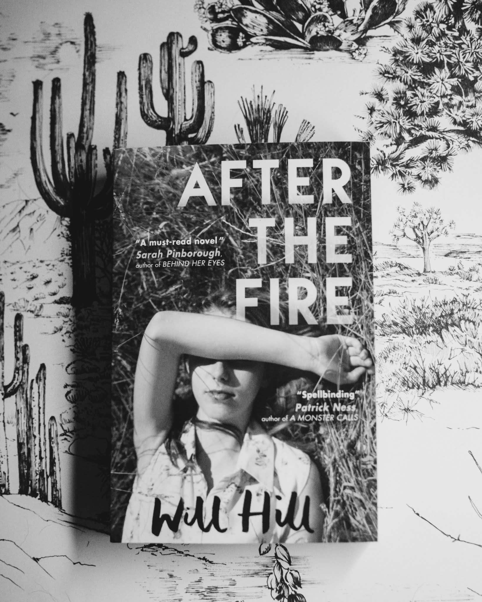 After The Fire by Will Hill Review liquid grain