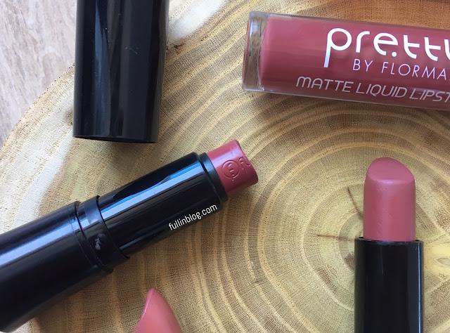 flormar supermatte lipstick 210 milk chocolate