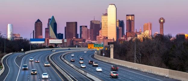 Aluguel de Carro em Dallas