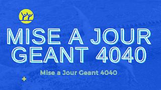Geant 4040 Hybrid Plus