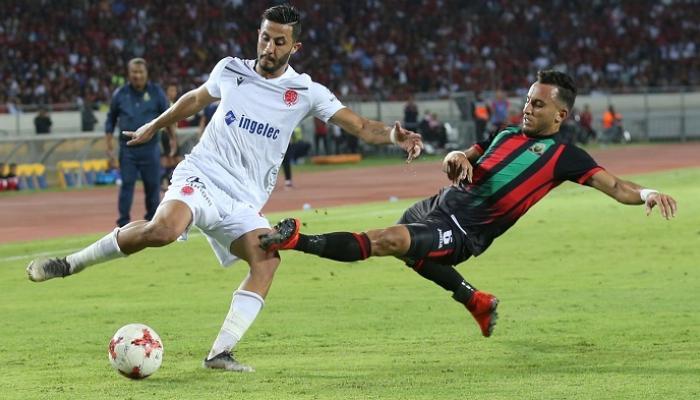 تقرير مباراة اتحاد طنجة أمام  الوداد البيضاوي الدوري المغربي