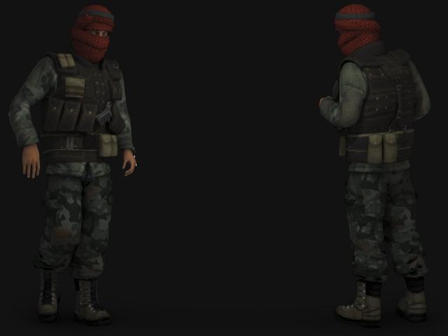 Terorist Skin 2