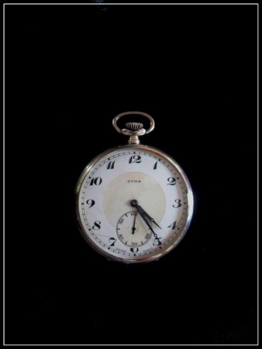 Jam Tangan Antik Jaman Dulu