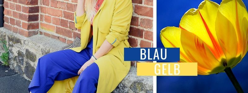 Blau-kombinieren-Gelb-outfit