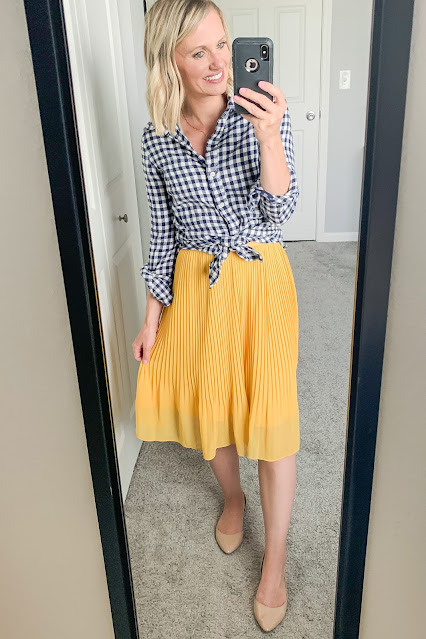 9 Thrifted Teacher Outfits
