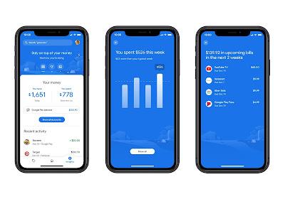 Google ने Android और iOS के लिए Google पे ऐप को नया रूप दिया