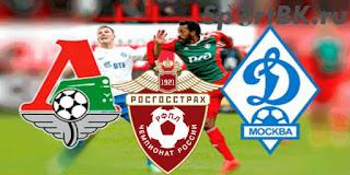 Локомотив М - Динамо М смотреть онлайн бесплатно 01 декабря 2019 прямая трансляция в 16:30 МСК.