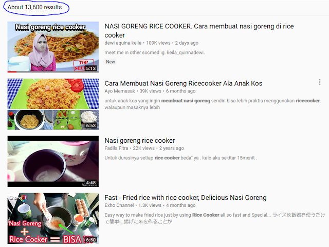 "Menguak Keanehan Video ""Cara Membuat Nasi Goreng di Rice Cooker"""