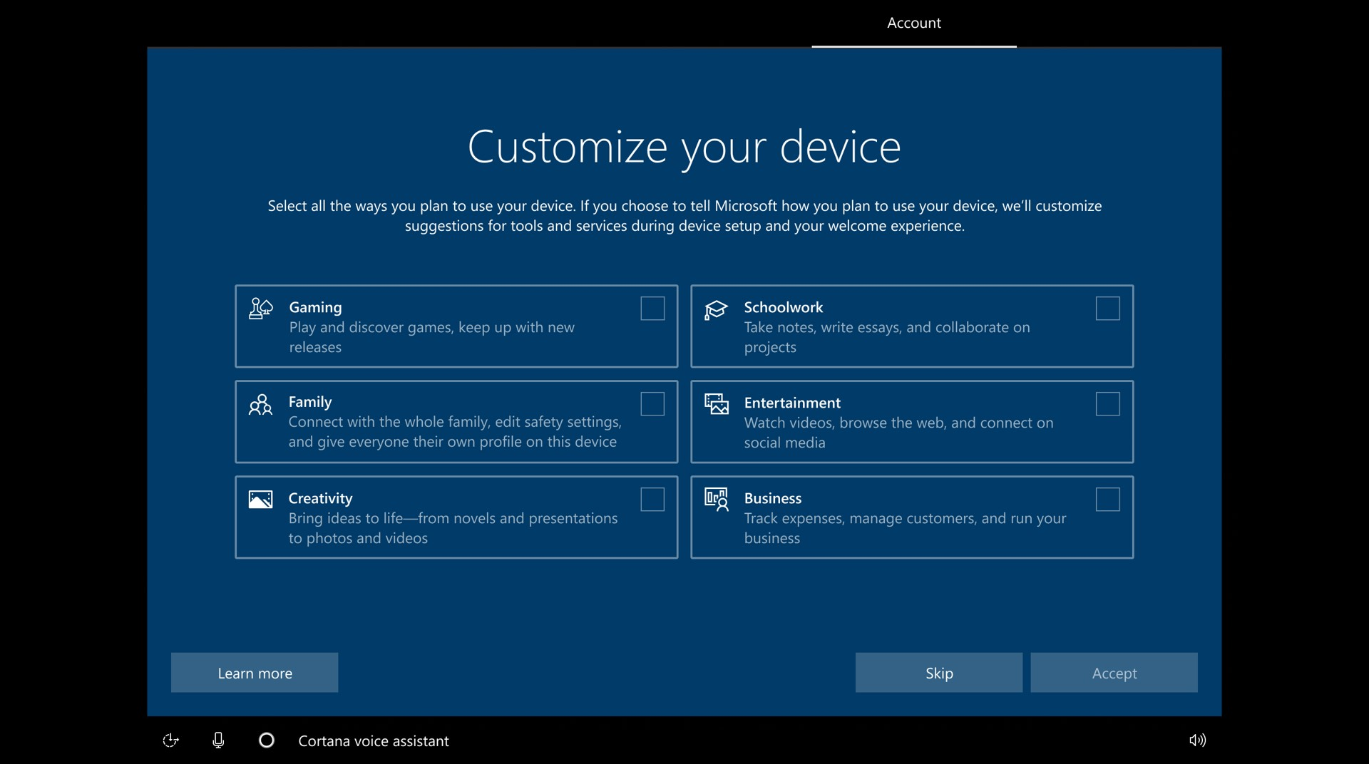 Windows 10 Insider Preview - Build 20231