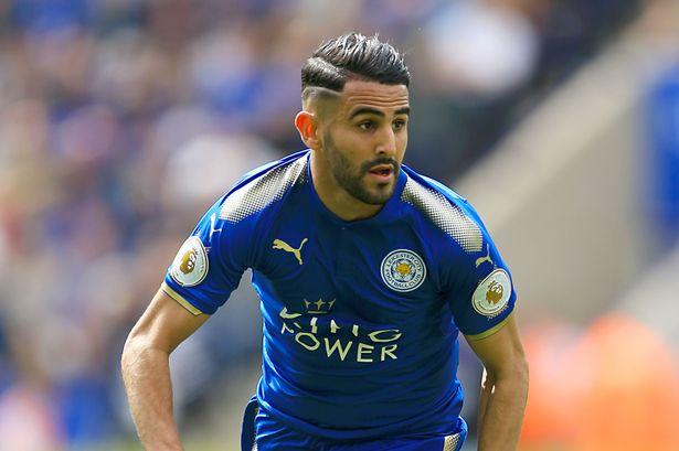 Riyad Mahrez kembali berlatih dengan Leicester