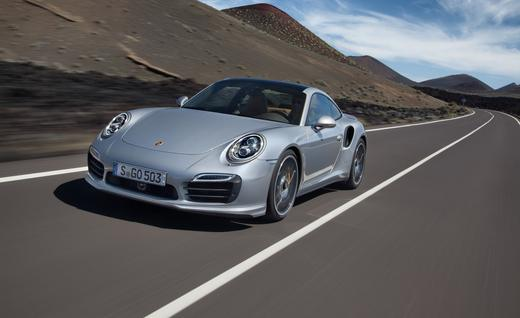 بورش 911 كوبيه 2014 - صور بورش 911 2014 - Porsche 911 turbo s-Coupe 2014