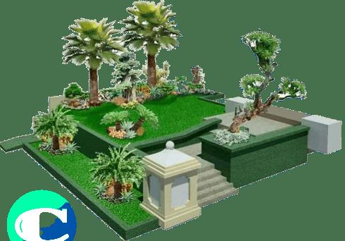 Mengenal Jenis-Jenis Taman