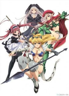 Queen's Blade (Season 3) 1080p Dual Audio
