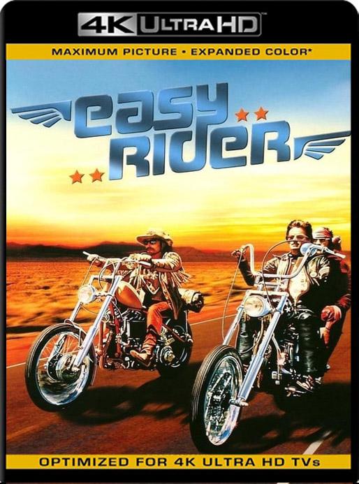 Easy Rider (1969)  4K 2160p UHD [HDR] Latino [GoogleDrive]